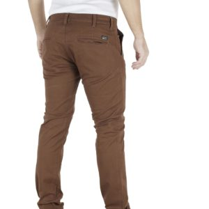 Παντελόνι Casual Chinos COVER CHIBO T0085 Cinnamon