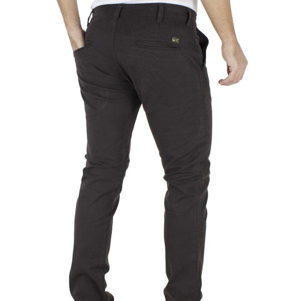 Παντελόνι Casual Chinos COVER CHIBO T0085 σκούρο Γκρι