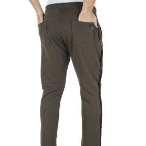 Παντελόνι Φόρμα COVER SAND Z0088 Χακί