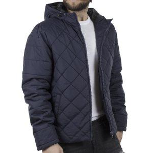 Φουσκωτό Μπουφάν Puffer Jacket BLEND 20701031 Navy