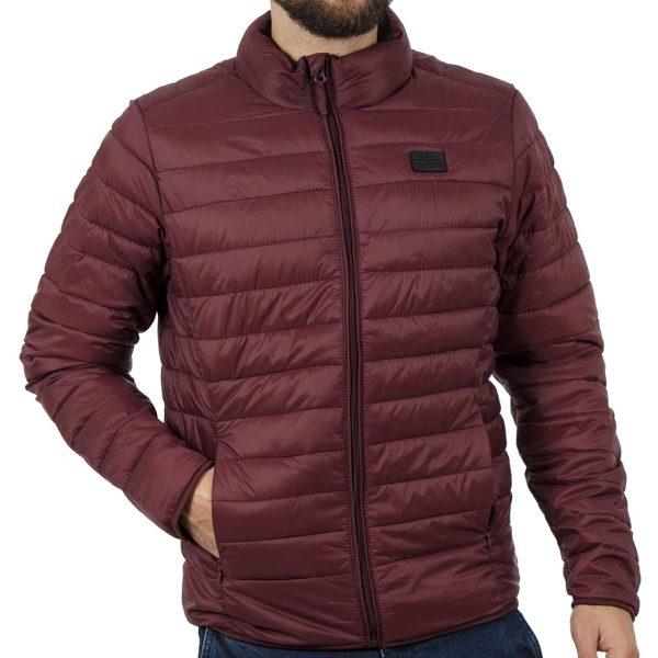 Φουσκωτό Μπουφάν Puffer Jacket BLEND OUTWEAR 20706185 Μπορντό