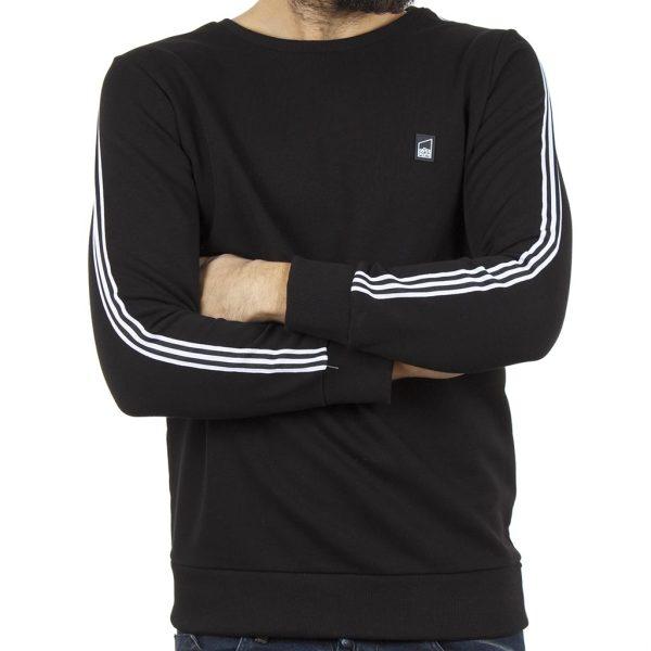 Μπλούζα Φούτερ COVER ROBIN Z314 Μαύρο