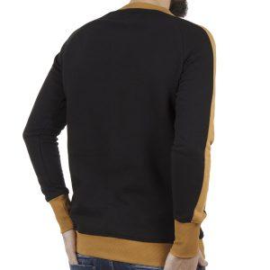 Μπλούζα Φούτερ PONTEROSSO 18-2055 OCHRA Μαύρο