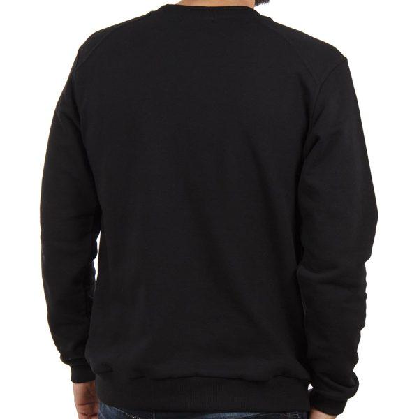 Μπλούζα Φούτερ SANTANA SW18-3-50 Μαύρο