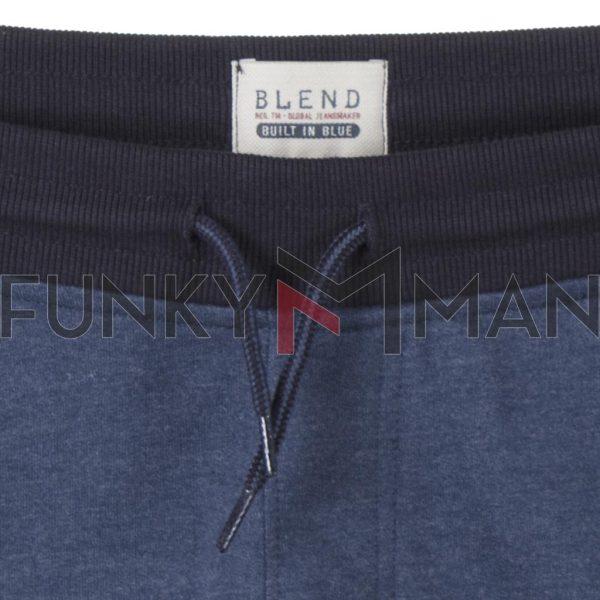 Μακό Βερμούδα BLEND 20707655 Μπλε