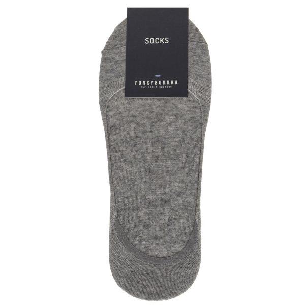 Κάλτσες Σοσόνια FUNKY BUDDHA FBM080-10118 One Size 41-43 Γκρι
