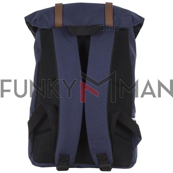 Σακίδιο Πλάτης Backpack FUNKY BUDDHA FBM003-10119 Navy