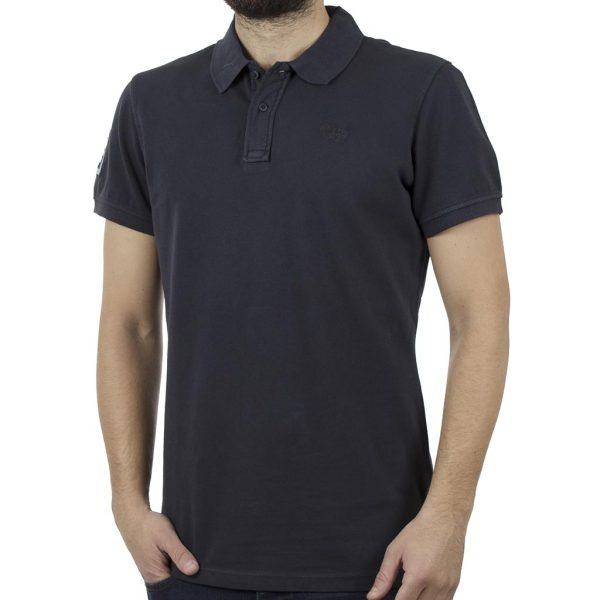 Κοντομάνικη Μπλούζα POLO BLEND 20707456 σκούρο Μπλε