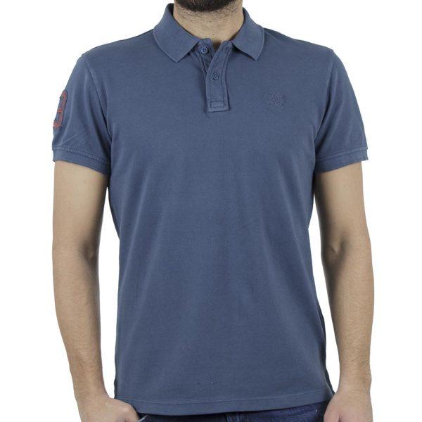 Κοντομάνικη Μπλούζα POLO BLEND 20707456 ανοιχτό Μπλε