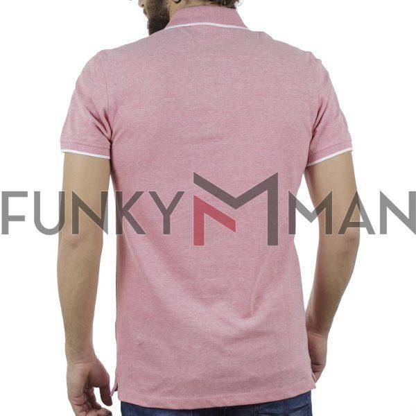 Κοντομάνικη Μπλούζα POLO BLEND 20708180 Ροζ