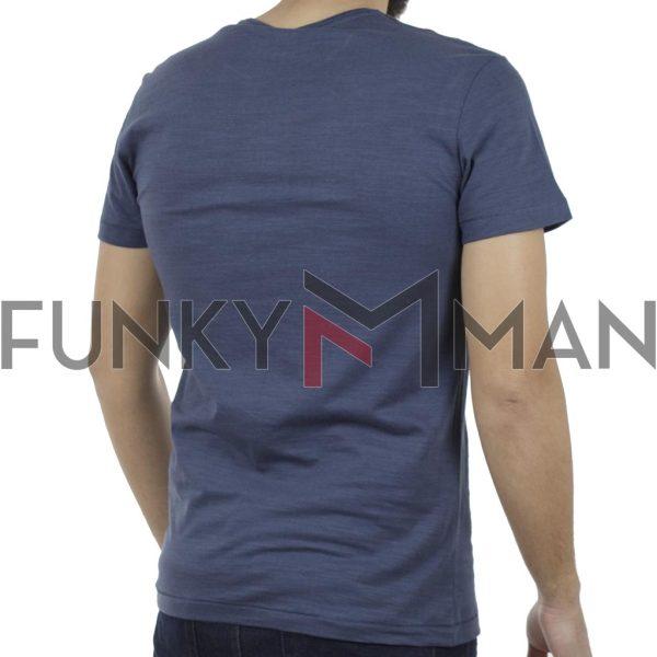 Κοντομάνικη Μπλούζα T-Shirt BLEND 20707441 Navy