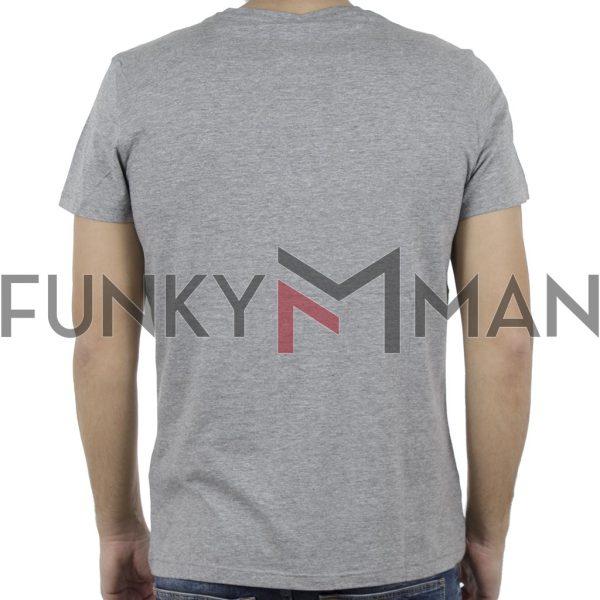 Κοντομάνικη Μπλούζα T-Shirt BLEND 20708054 Γκρι