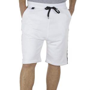 Μακό Βερμούδα COVER VF-ALVIN Z090 Λευκό