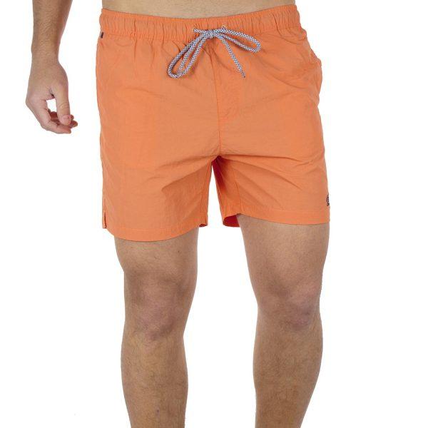 Μαγιό Βερμούδα DOUBLE MTS-108 Πορτοκαλί