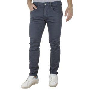 Τζιν Παντελόνι Slim Fit REDSPOT MARTINE Steel Grey