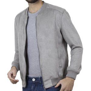 Ελαφρύ Μπουφάν Jacket SPLENDID 41-201-005 ανοιχτό Γκρι