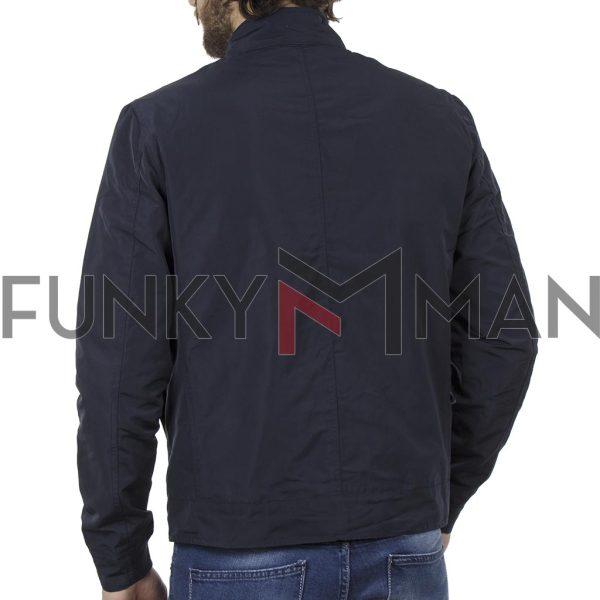 Ελαφρύ Μπουφάν Jacket SPLENDID 41-201-006 Navy