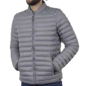 Φουσκωτό Μπουφάν Puffer Jacket SPLENDID 41-201-009 Γκρι