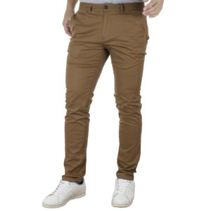 Chinos Παντελόνι Slim Fit VICTORY MAIAMI Mustard