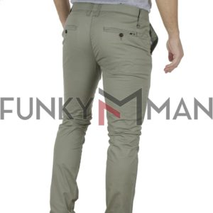 Chinos Παντελόνι Slim Fit VICTORY MAIAMI ανοιχτό Πράσινο