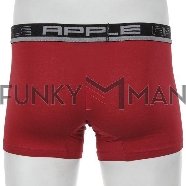 Εσώρουχο Boxer Apple 0110950 Κόκκινο