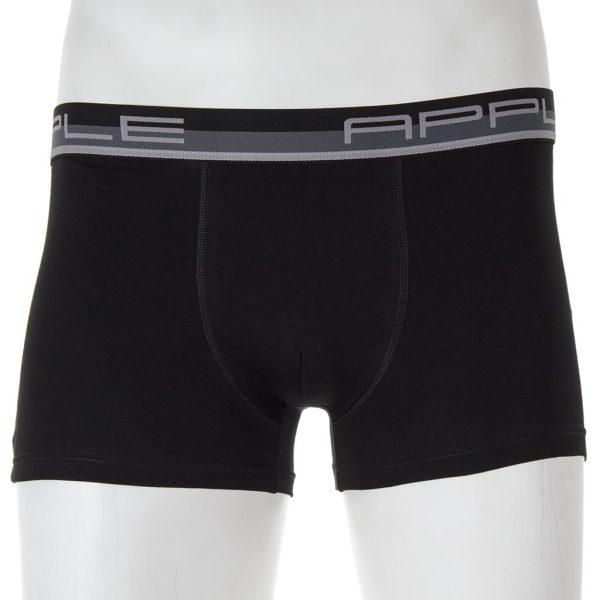 Εσώρουχο Boxer Apple 0110951 Μαύρο