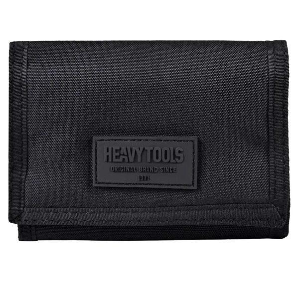 Πορτοφόλι Velcro HEAVY TOOLS EDORKA19 Μαύρο