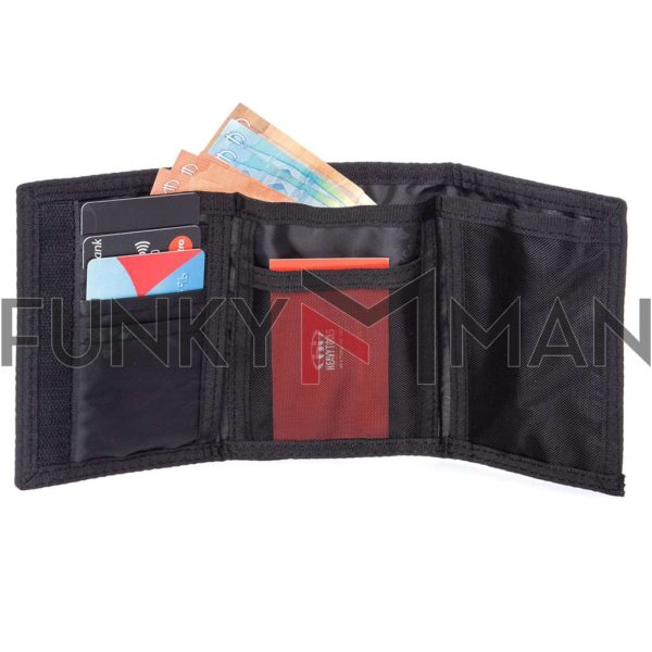 Πορτοφόλι Velcro HEAVY TOOLS EDORKA19 Ανθρακί