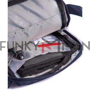 Τσάντα Ώμου Crossbody HEAVY TOOLS EGNON19 Μπλε