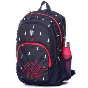 Σακίδιο Πλάτης All Over Print Backpack HEAVY TOOLS ELIAS19 Μπλε