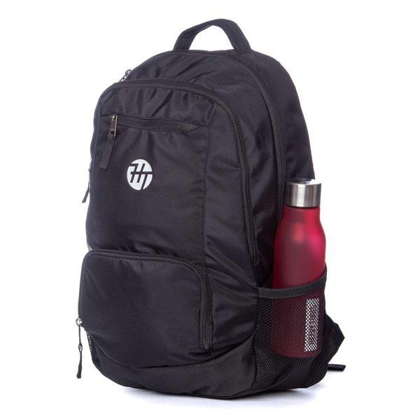 Σακίδιο Πλάτης Backpack HEAVY TOOLS ELMANO19 Μαύρο