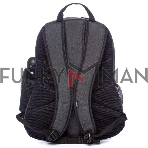 Σακίδιο Πλάτης Backpack HEAVY TOOLS ENDERSON Ανθρακί
