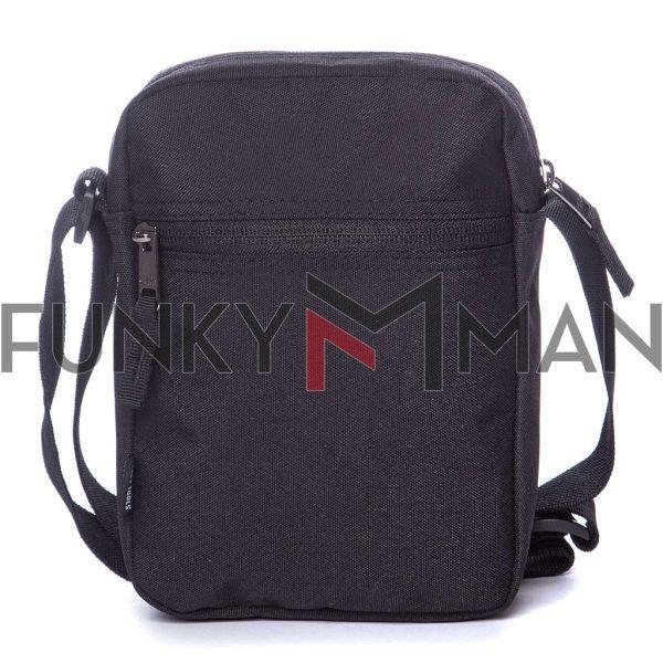 Τσάντα Ώμου Crossbody HEAVY TOOLS ETORP19 Μαύρο