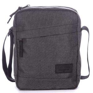 Τσάντα Ώμου Crossbody HEAVY TOOLS EVERDON19 Ανθρακί
