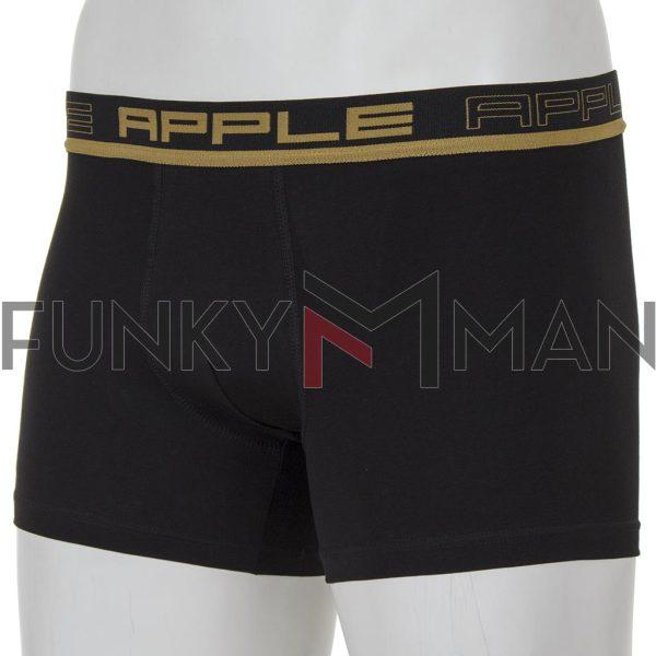 Εσώρουχο Boxer Apple 0110950 Μαύρο