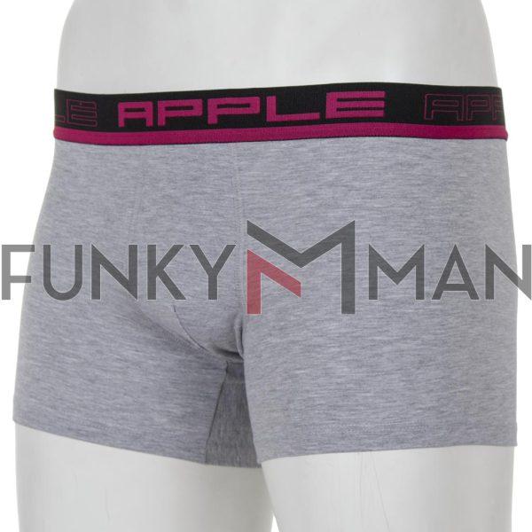 Εσώρουχο Boxer Apple 0110950 Γκρι
