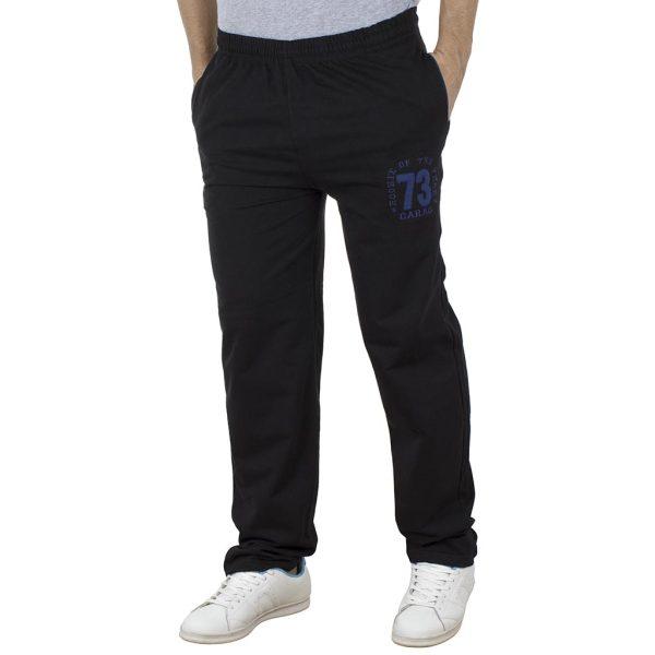 Παντελόνι Φόρμα Cotton Pennie CARAG 85-400-19N Μαύρο