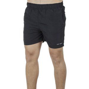 Μαγιό Βερμούδα ICE TECH SOLID Swimming Shorts Μαύρο