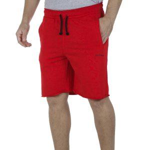 Μακό Βερμούδα PONTEROSSO 19-1054 BASIC Κόκκινο