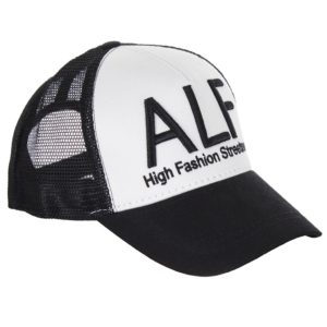 Καπέλο Jockey ALF 0001-SS19 Λευκό