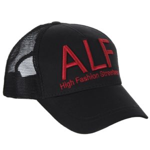 Καπέλο Jockey ALF 0002-SS19 Μαύρο