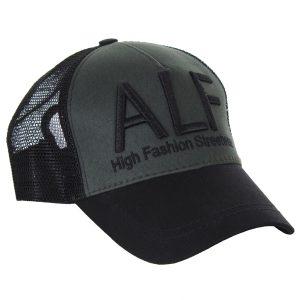 Καπέλο Jockey ALF 0004-SS19 σκούρο Πράσινο