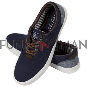 Παπούτσια FUNKY BUDDHA SNEAKERS FBM001-08119 Denim Μπλε