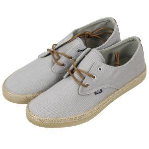 Πάνινα Παπούτσια FUNKY BUDDHA CANVAS SNEAKERS FBM002-08119 Γκρι