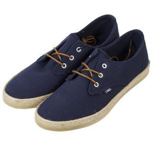 Πάνινα Παπούτσια FUNKY BUDDHA CANVAS SNEAKERS FBM002-08119 Navy