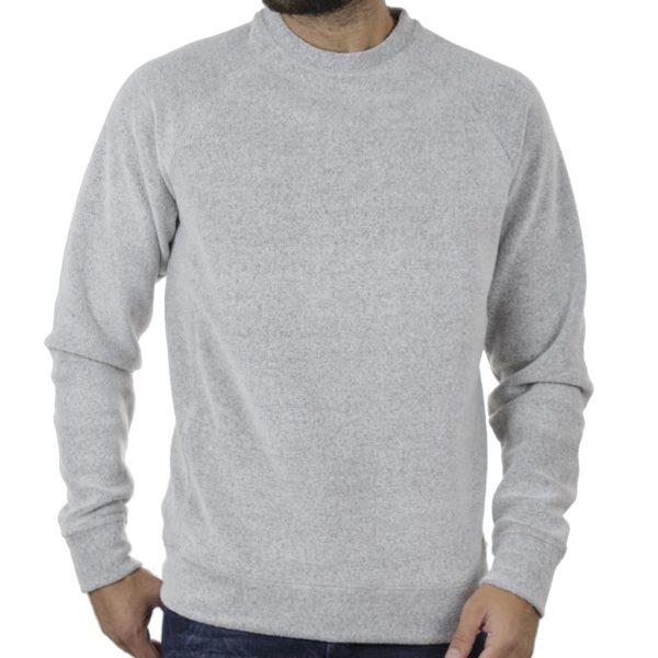 Φούτερ Sweatshirt BLEND 20709260 ανοιχτό Γκρι
