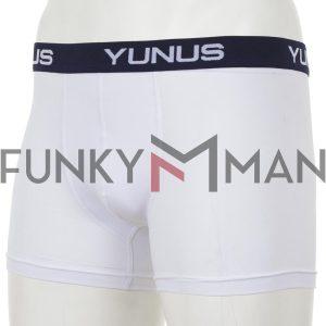 Μποξεράκι YUNUS BOXERS 111 Λευκό
