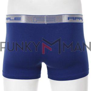 Εσώρουχο Boxer Apple 0110947 Μπλε ρουά