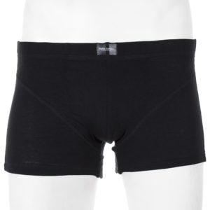 Εσώρουχο Μπόξερ DOUBLE Underwear MB-3 Σετ 3 τεμ. Μαύρο