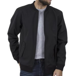Ελαφρύ Neopren Lightweight Jacket DOUBLE MJK-134 Μαύρο